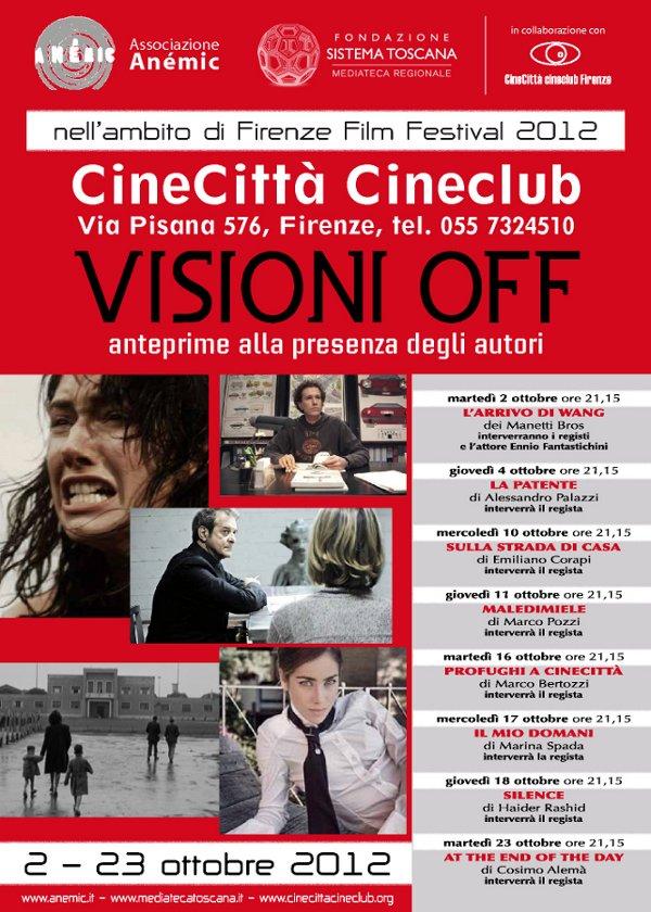 Visioni Off 2012
